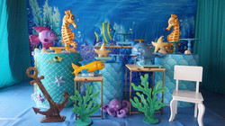 Fundo do Mar Básica