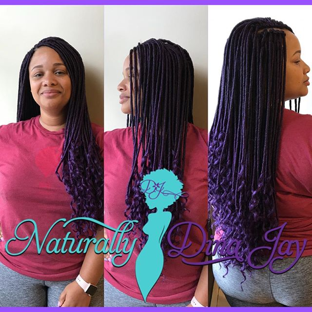 Crotchet Goddess Locs_Book online and I'