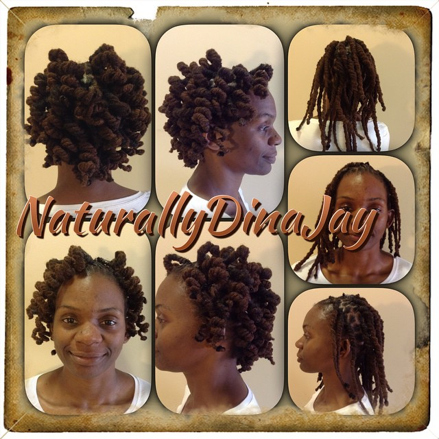 Pipe cleaners straight and then curled #Locs #longhairstyles #pipecleaners #dmv #dennaj #dinajay #hn