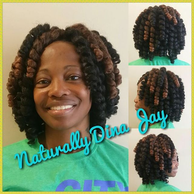 #naturalhair #dennaj #dmv #hnsnaturals #dinajay #crotchetbraids #protectivestyles #jamaicanbounce