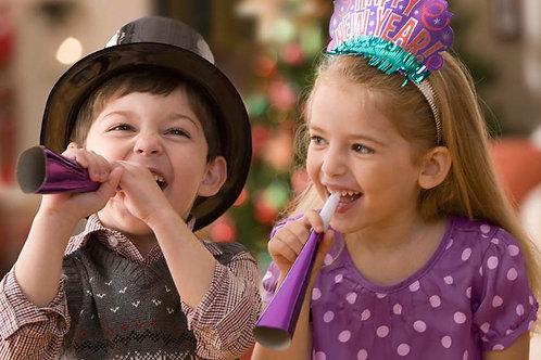 Børne Nytårsmenu