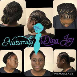 #NaturalHair #Locs #DinaJay #LocNation #