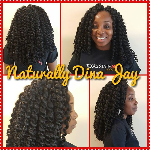 Protective Styles are very popular with the change in weather here are is a very fun and versatile C
