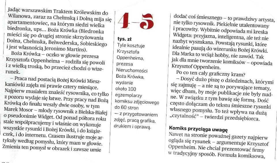 """Puls Biznesu"" nr 28/10(028) Grudzień 2013 strona 30"