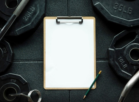 Your Fitness and Sport Performance Checklist