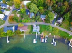 Magician Lake drone 1