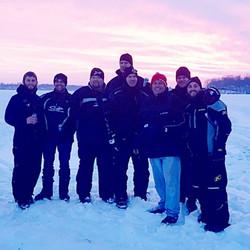 Winter on Magician Lake