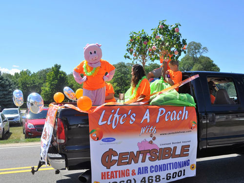 Coloma Glad Peach Festival