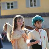 Trachtenfest, Meran Festa in costume, Merano