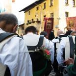 Maria Himmelfahrt Sarntal -  Festa dell`assunzione Val Sarentino (BZ)