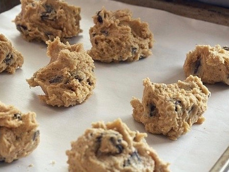 Bake Along: My Current Favorite Chocolate Chop Cookie Recipe