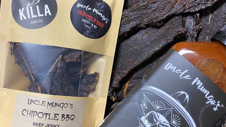 Chipotle BBQ Jerky