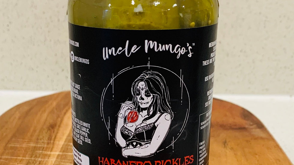 Habanero Pickles