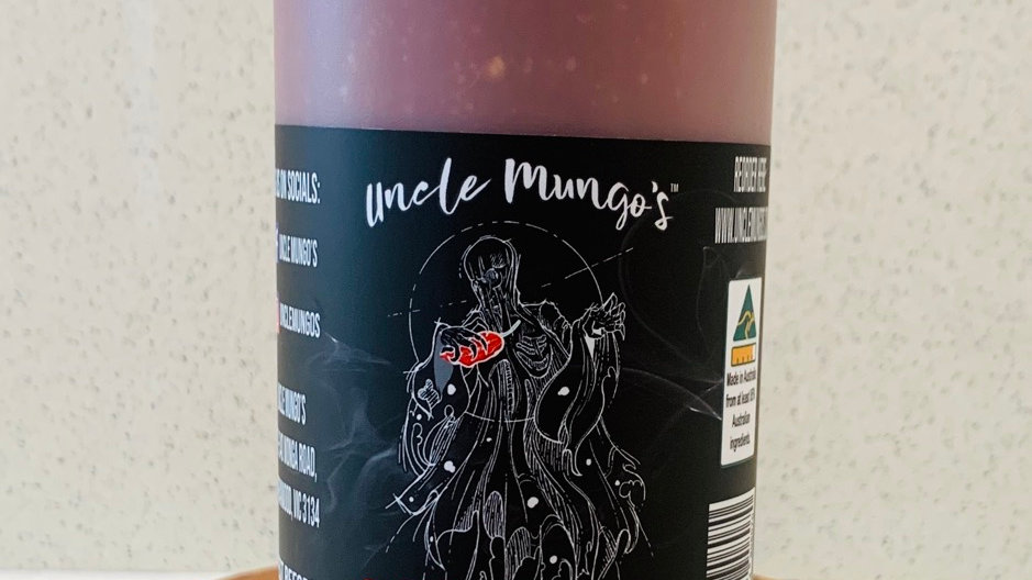 Garlic Bhut Jolokia- 1.2 litre