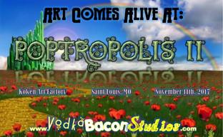 Poptropolis 2 on November 11th