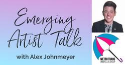 """Emerging Artist Talk"" Facebook Live with MTUG"