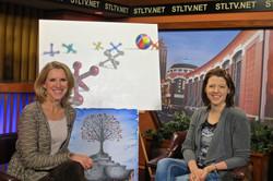 STL-TV Live with Sarah Bernade