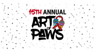 """""""Art of PAWS"""" bidding starts on Monday, August 17th, 2020"""
