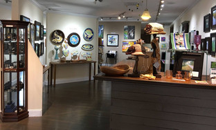 Featured Artist at Green Door Art Gallery during September & October