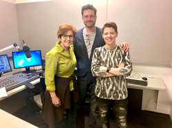 """""""Cut and Paste"""" with Nancy Fowler on NPR"""