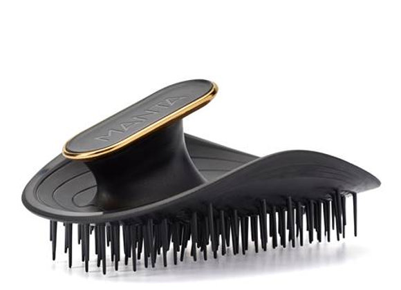 MANTA Hairbrush | Black