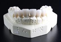 Dental ziroconia