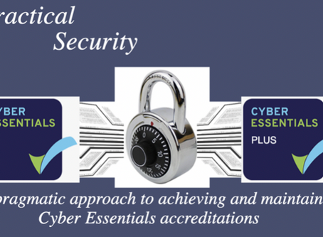 Practical Security for Cyber Essentials