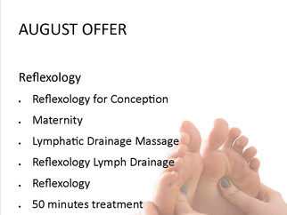 August Offer