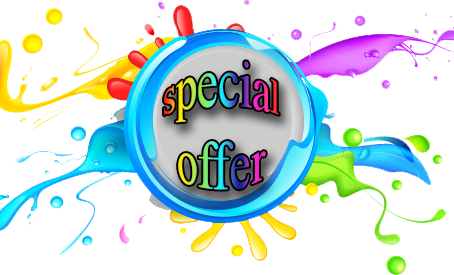 This Months Special Offer