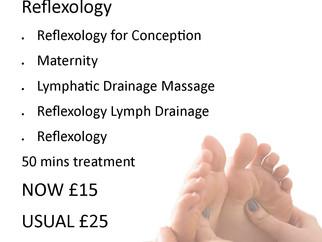 Reflexology Special Offer...