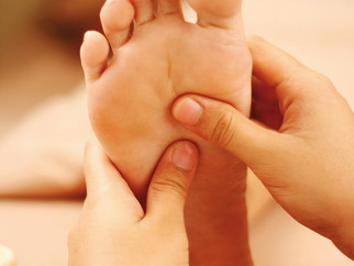 Reflexology Lymph Drainage