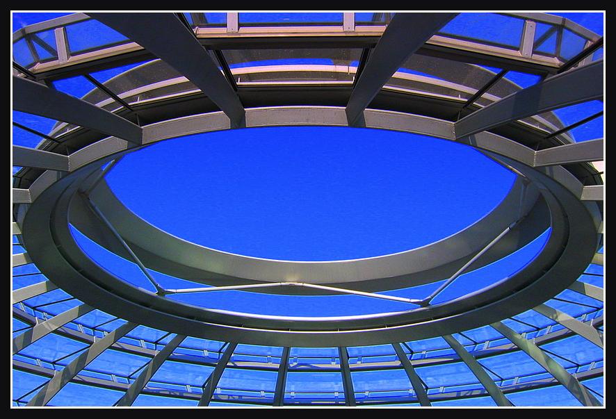 Reichstagkuppel Berlin