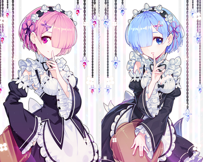 Ram & Rem / 2016