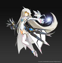 Code: Battle Seraph / Extra Skillcut / 2014