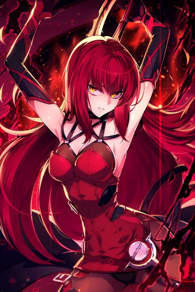 Crimson Avenger / 2016