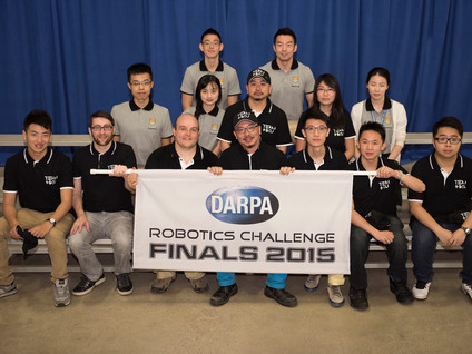DARPA Robotics Challenge (DRC) Final