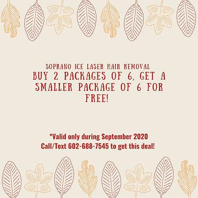 Beige Leaves Fall Promotion Instagram Po