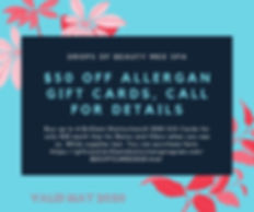 allergan may 2020 $50 gift cards.jpg