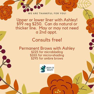 Brown Thanksgiving Leaves Invitation (6)