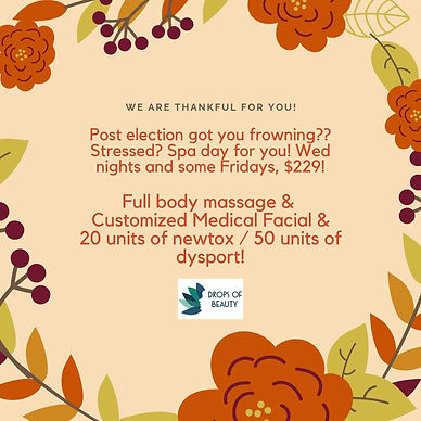 Brown Thanksgiving Leaves Invitation (3)