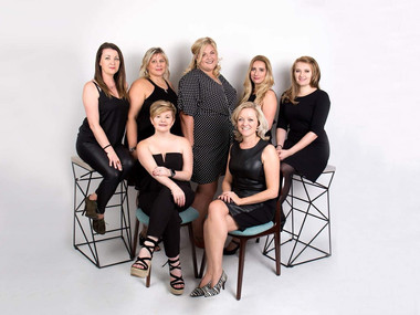The Harp Team!