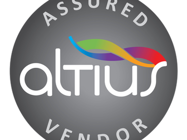 Harp Interiors Now Altius Approved!