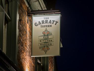 The Garratt Tavern - Harp's Latest Project with Punch!