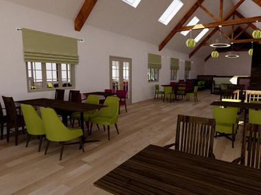 Perrywood Garden Centre Restaurant Design