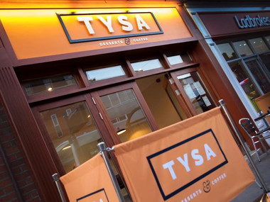 Tysa Colchester - Desserts and Coffee