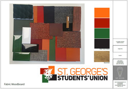 St Georges Moodboard