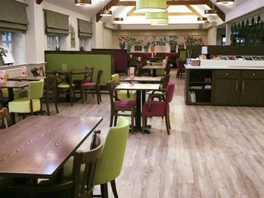 Perrywood Garden Centre Restaurant Journey