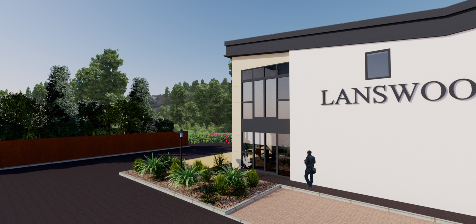 Lanswoodpark Exterior