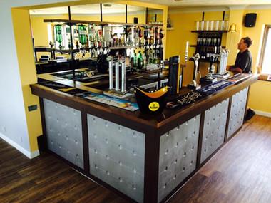 Beautiful Bar at Mill Beach Resort