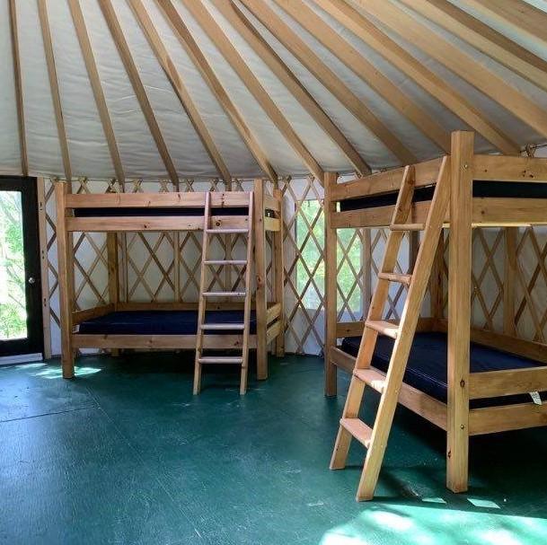 Yurt 2 Interior right view